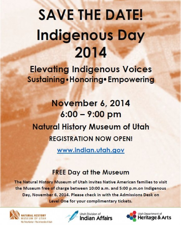 Indigenous Day 2014