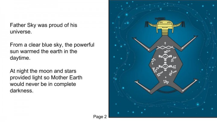 Father Sky and Mother Earth