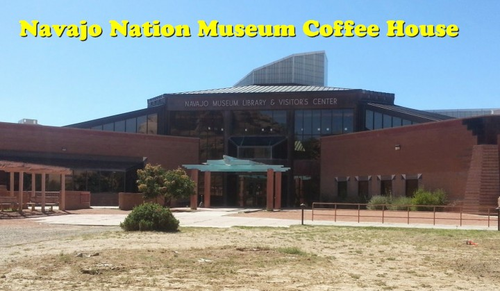 Navajo Nation Museum Coffee House
