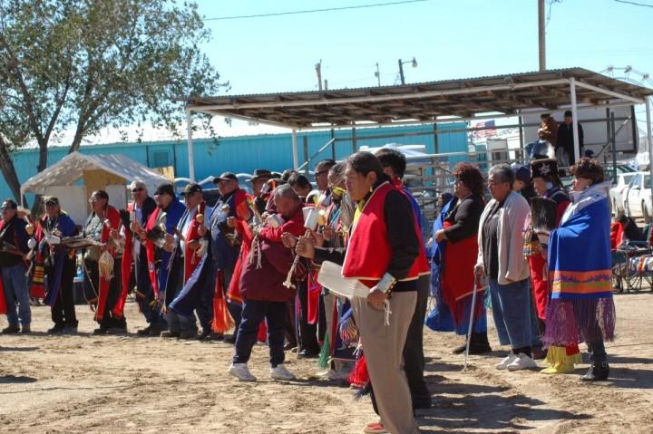 Navajo Gourd Dance-2