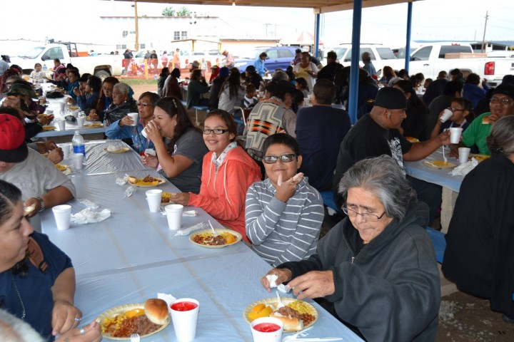 Navajo Nation Fair Free BBQ