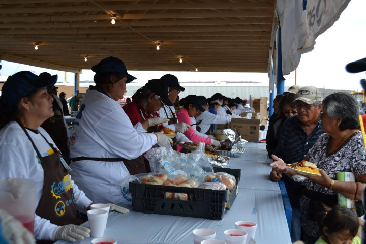 Free BBQ - Navajo Nation Fair