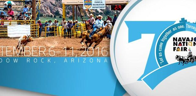 Navajo Nation Fair 2018 Information