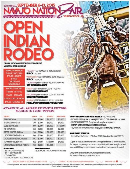 open rodeo