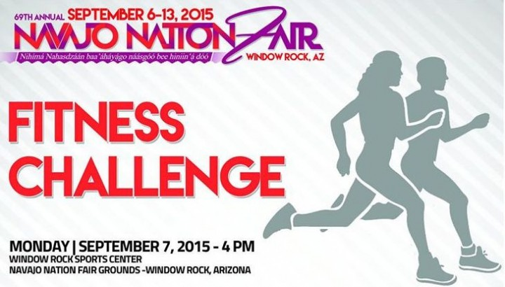 Fitness Challenge - Navajo Nation Fair