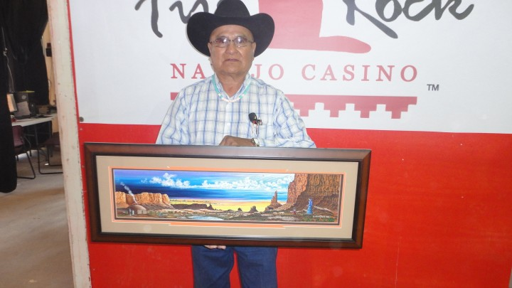 Navajo Fair Arts Show