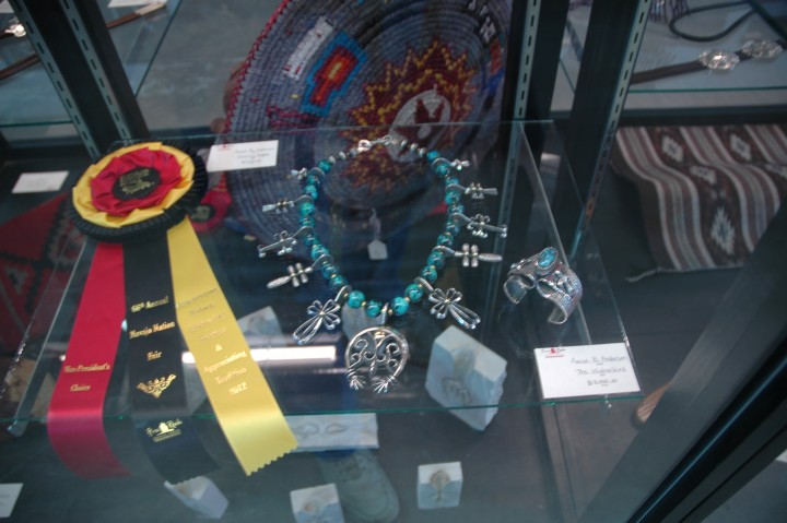 Navajo Fine Arts Show and Competition
