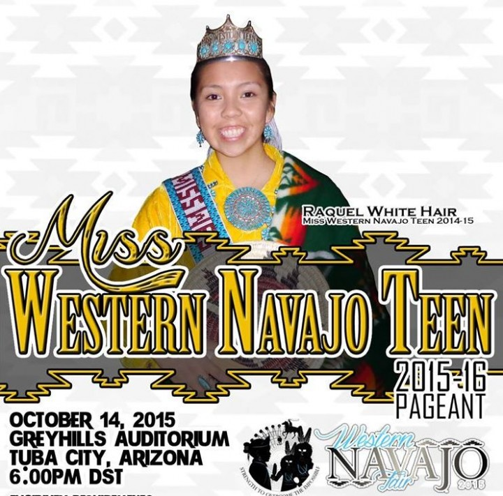 Miss Western Navajo Teen Pageant