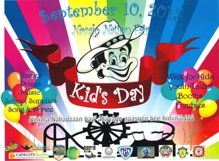 Kids Day Navajo Nation Fair