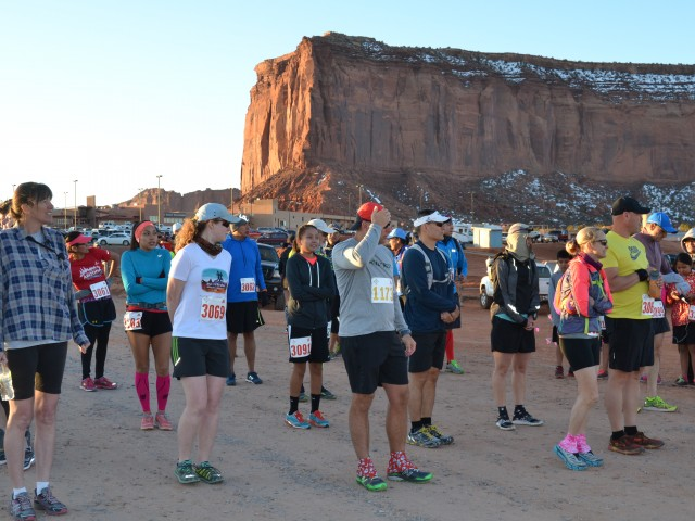Monument Valley Marathon
