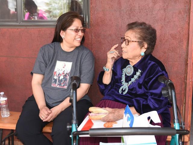 Louva Dahozy – Navajo Broadcaster