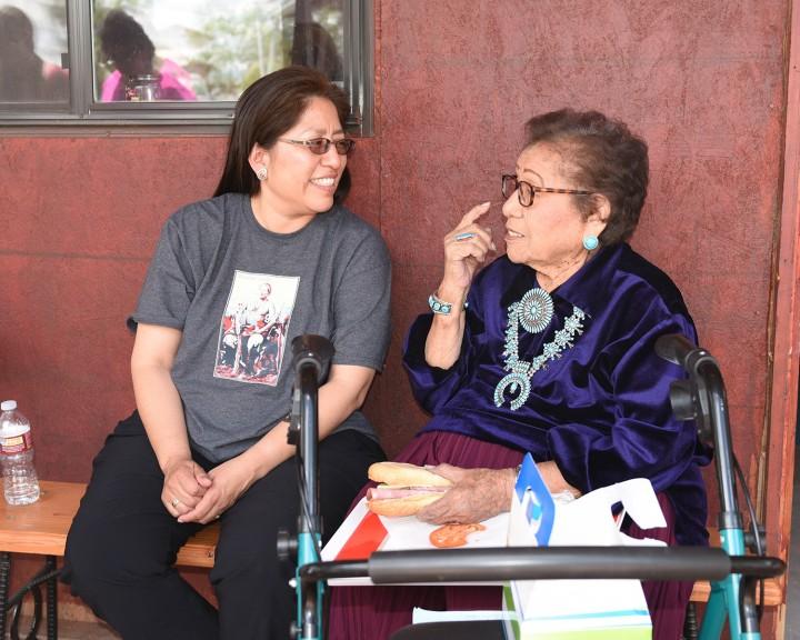 Louva Dahozy - Navajo Broadcaster