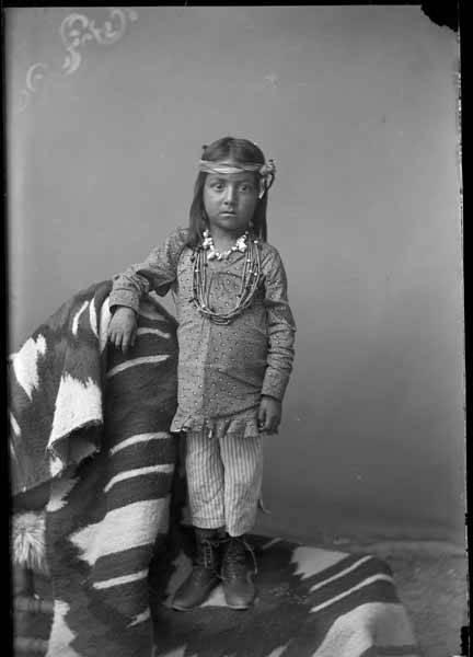 Navajo Boy 2 1880