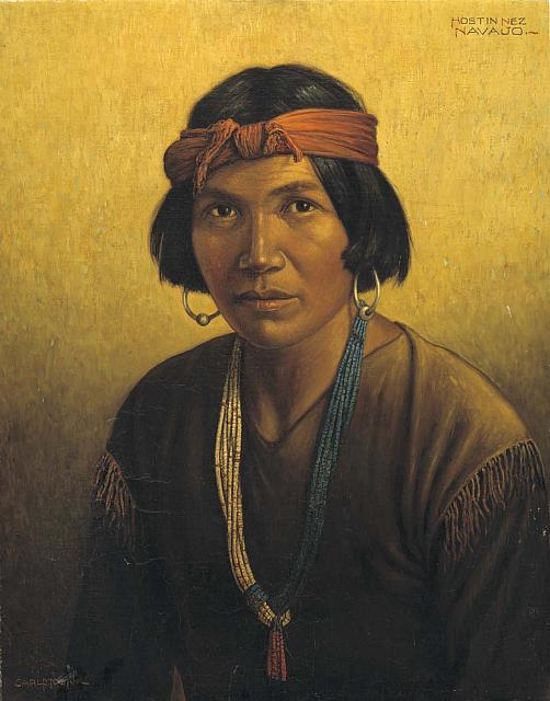 Navajo Arts And Crafts