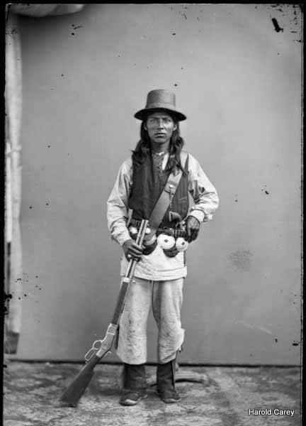 Juan The Trailer Navajo 1880 1890 Wittick