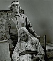 An elderly Navajo couple [ca. 1985]