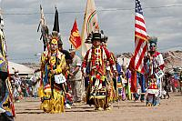 Grand Entry Navajo Pow Wow