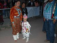 Miss Intermountain Apache Girl