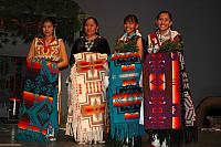 Royalty at Miss Northern Navajo Pageant-2