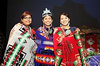 Miss Northern Navajo Teen Megan Badonie for 2011 -2012 and Court