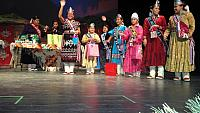 Royalty at Miss Northern Navajo Pageant 6