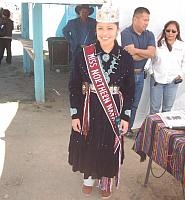 Miss Northern Navajo Tanya Lister 1