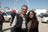 Navajo President Joe Shirley Jr and wife Vikki - 01