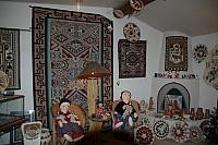 Navajo Rugs and Baskets