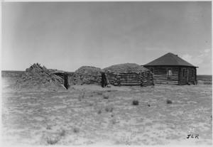 The evolution of the Navajo Hogan