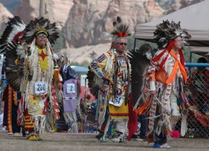 Pow Wow Western Navajo Fair