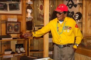 Samuel Tom Holiday Navajo Code Talker