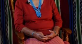 Della Toadlena Portrait