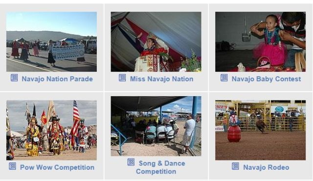Navajo Nation Fair Photos
